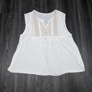 Aeropostale Sleeveless Blouse